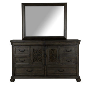 Bellamy Dresser & Mirror