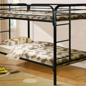 Twin Metal Bunkbed