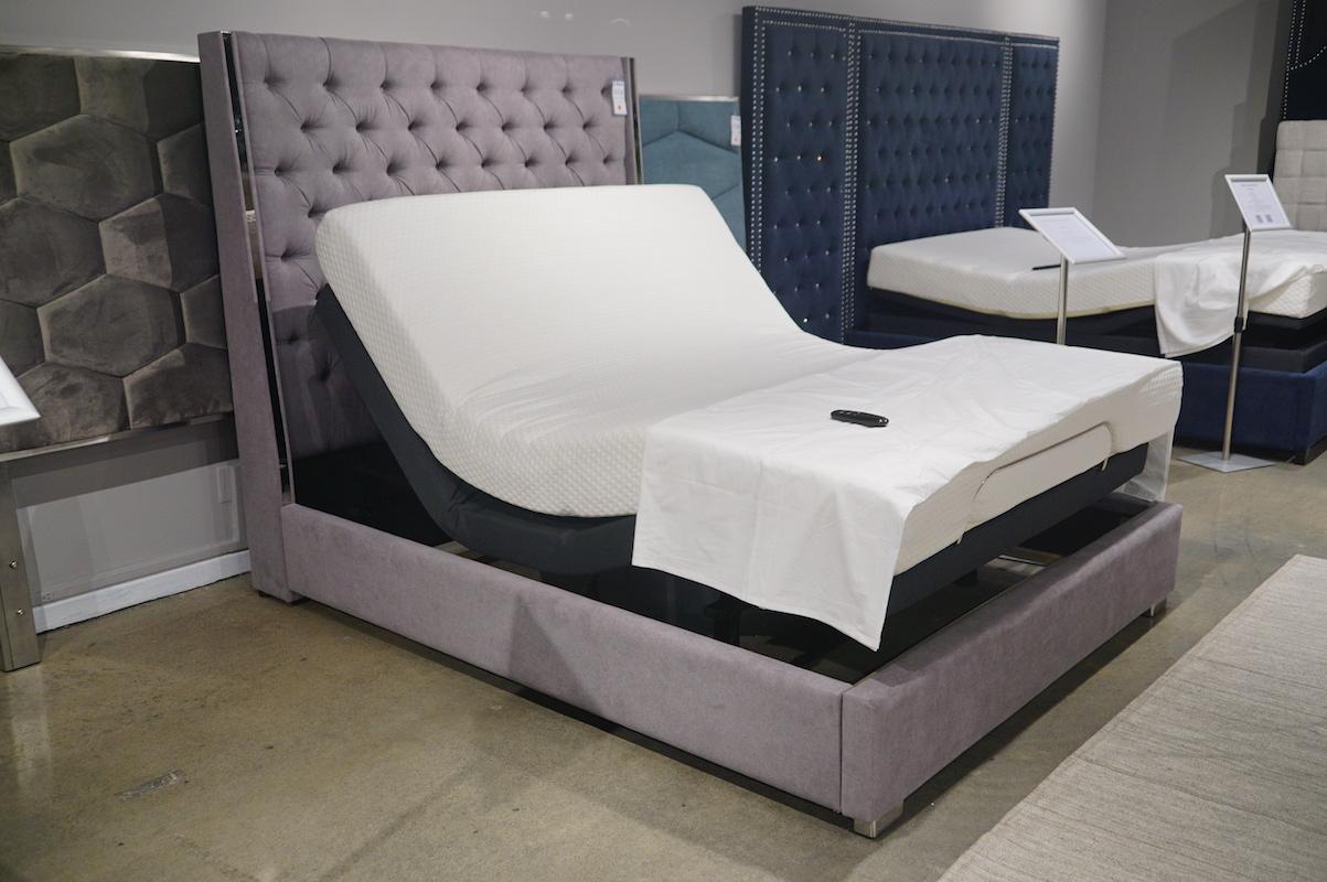 Adjustable Bed Base >> Queen Adjustable Bed Base