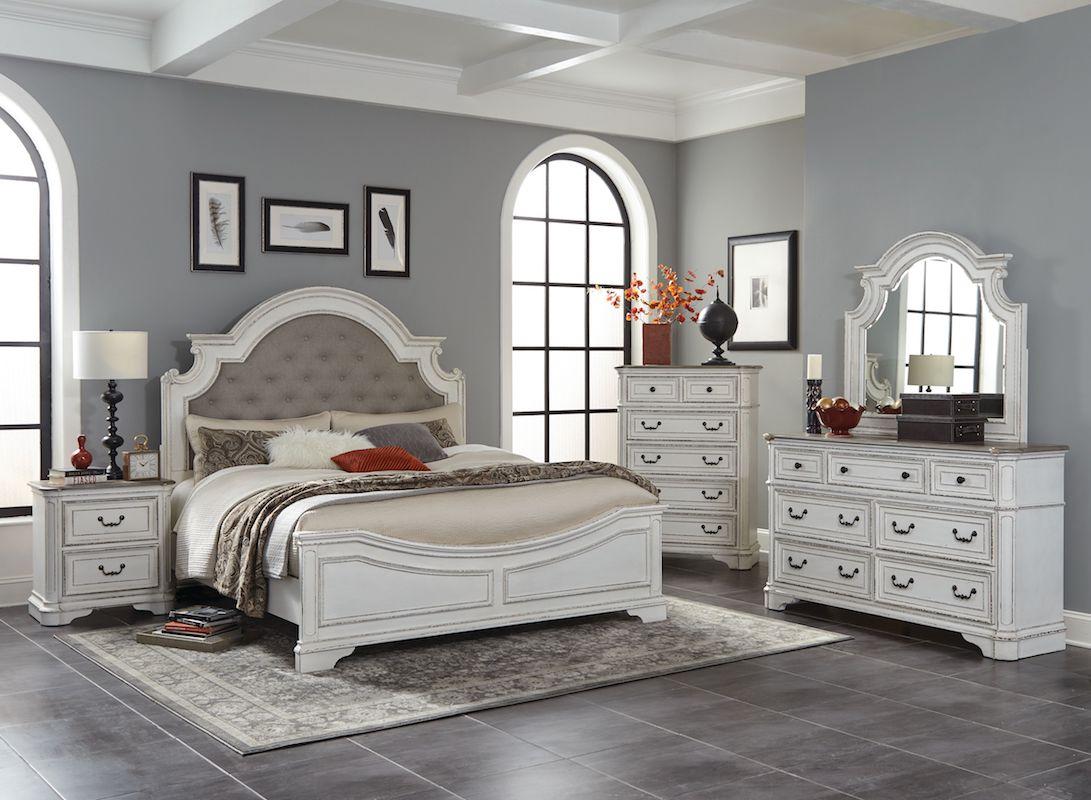 Raquel Queen Bed Cleo S Furniture