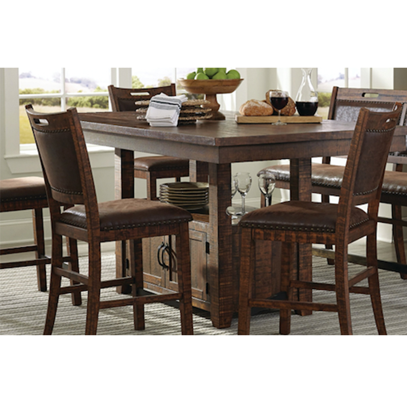 Timber Pub Table Cleo S Furniture, Dining Room Sets Pub Style