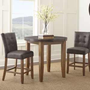 Debby Round Bar Table