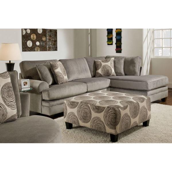 Outstanding Groovy Smoke Sectional Uwap Interior Chair Design Uwaporg