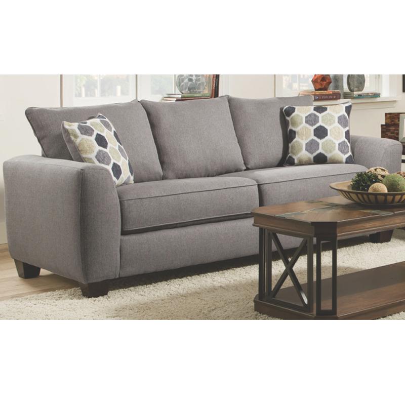 Au Sleeper Sofa: Heritage Grey Sleeper Sofa