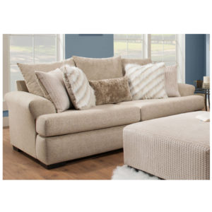 Intermix Khaki Sofa