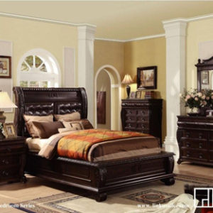 Buckingham Queen Bed