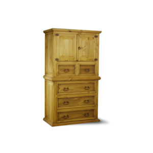 Mansion Door Chest