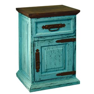 Arizona One Door Accent Table
