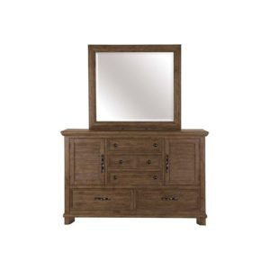Canyon Road Dresser & Mirror