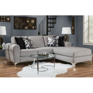 Intermix Dove Sectional