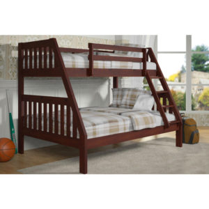 Layton Twin Over Full Bunk Bed