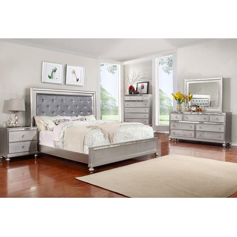 Monroe Queen Bed Cleo S Furniture