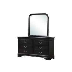Louis Philippe Dresser & Mirror