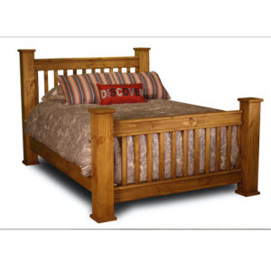 Sawyer Full Mission Bed