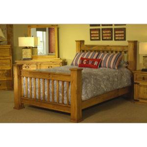 Sawyer Mission Bedroom