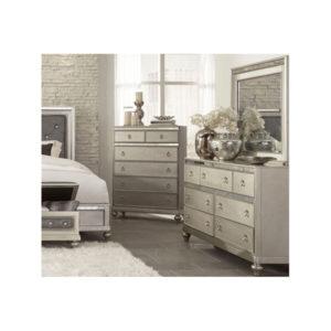 Monroe Dresser & Mirror