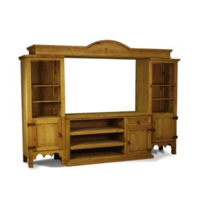 COMPLETE WALL UNIT