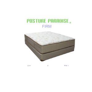 Posture Paradise Full Size Mattress Set