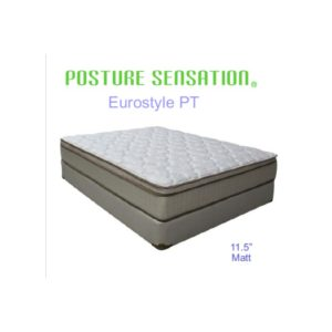 Posture Sensation Full Mattress Set