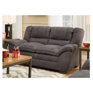 Palmermo Charcoal Loveseat
