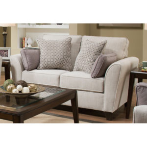 Bennington Stone Loveseat