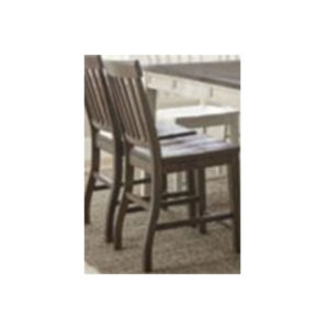 Cayla Dark Oak Counter Chair