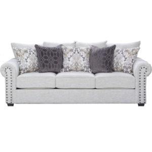 Della Linen Sofa