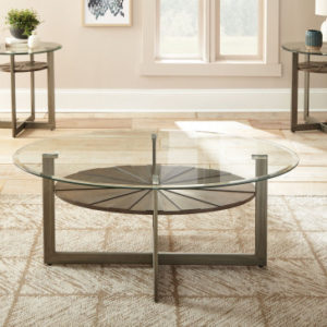 Olson 3 Pack Cocktail W/ 2 End Tables
