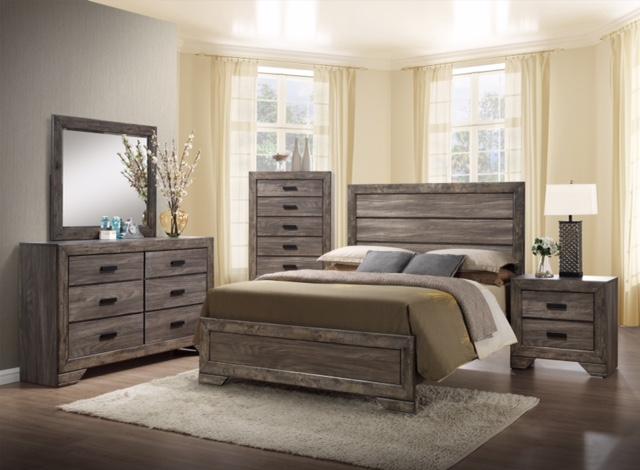 Nathan bedroom set