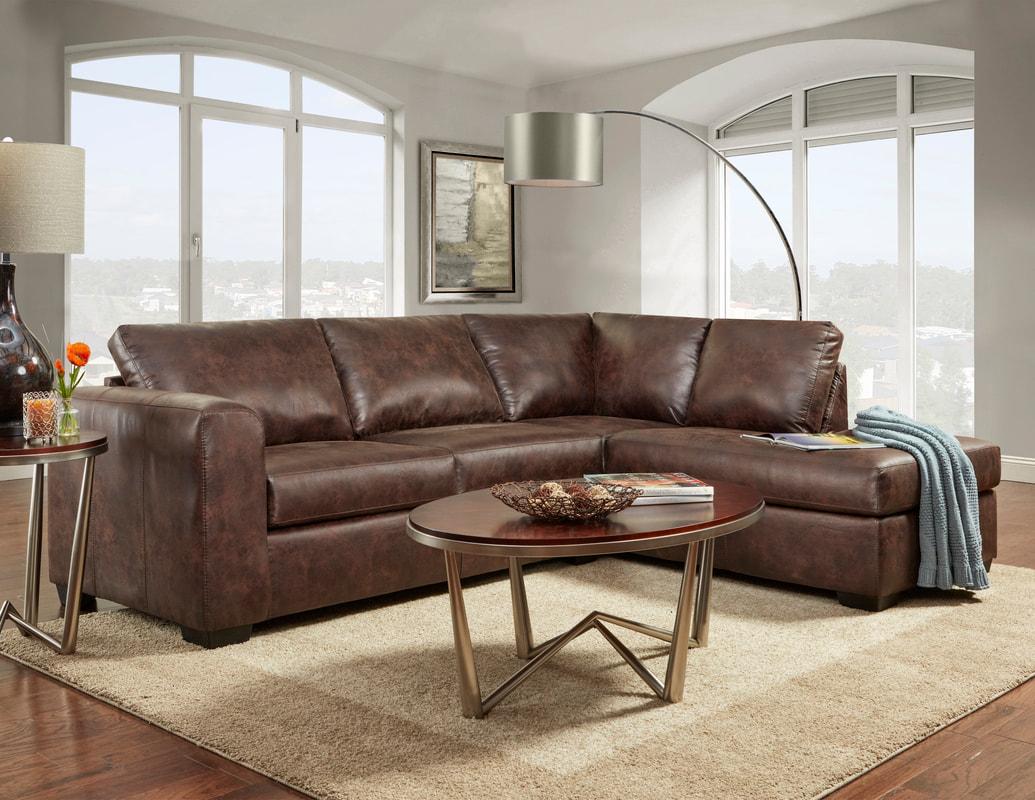 Fantastic Yuma Chocolate Sectional Uwap Interior Chair Design Uwaporg