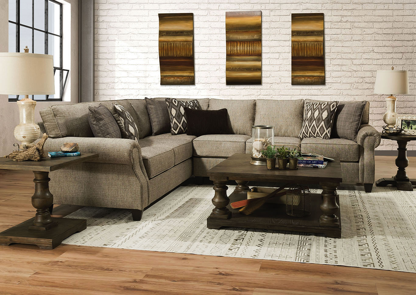 O Conner Clove Sectional Cleo S Furniture