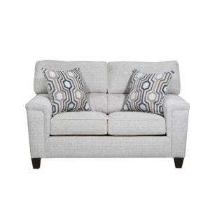 Dante Almond Loveseat
