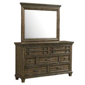 McCabe Dresser and Mirror