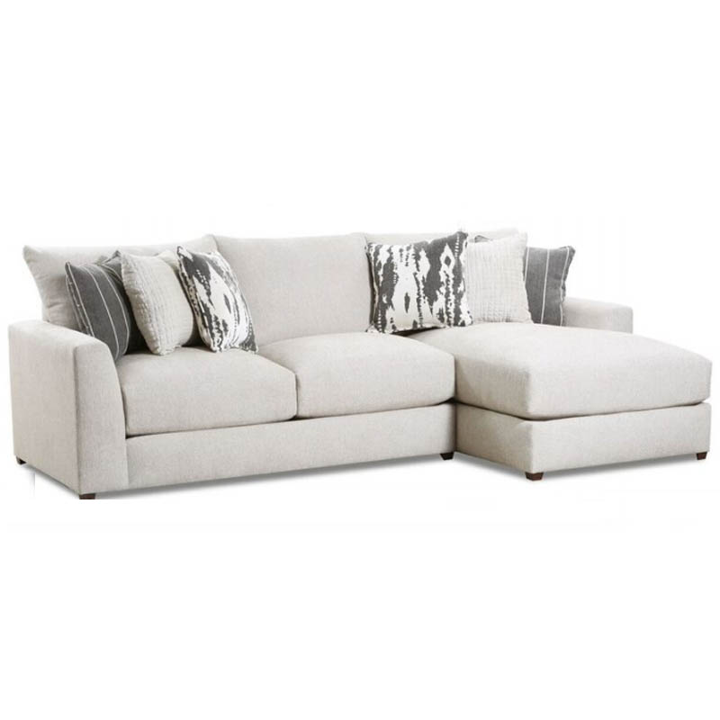 Pavilion Ivory 2 Pc Sectional Cleo S