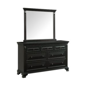 Calloway Dresser and Mirror