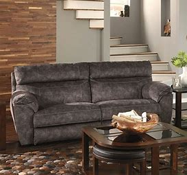 Sedona Smoke Motion Sofa