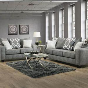 Jaxon Stone Wash Loveseat