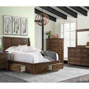 Sullivan King Storage Bed