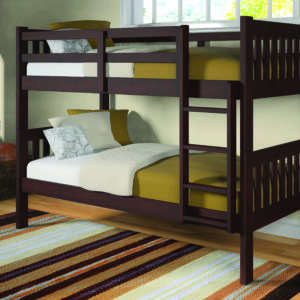 Layton Twin Over Twin Bunk Bed