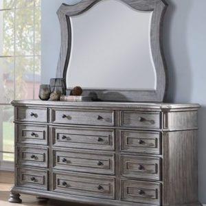 Lakeway Dresser/Mirror