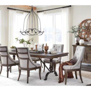 Roxbury Manor 7 Pc Dining Set
