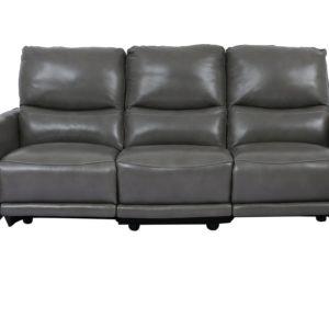 Alfresco Grey Reclining Sofa