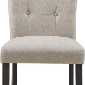 Lexi Tufted Fabric Side Chair