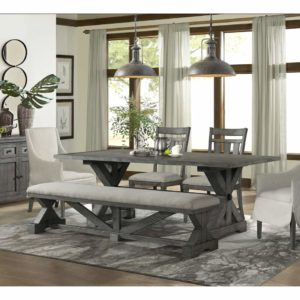 Old Forge 6 Pc. Dining Collection