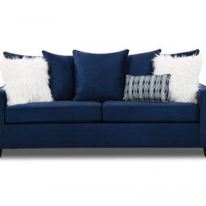 Andie Indigo Sofa