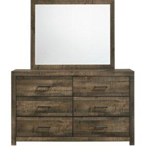Bailey Dresser and Mirror