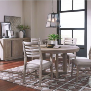 Cleo's West Round Dining Table
