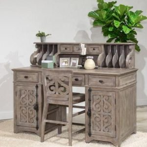 FREE DESK HUTCH WITH PURCHASE OF COUNTER HEIGHT DESK