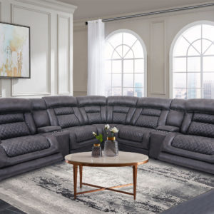 Hawthorne 7 pc Sectional