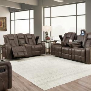 Ryker Motion Sofa